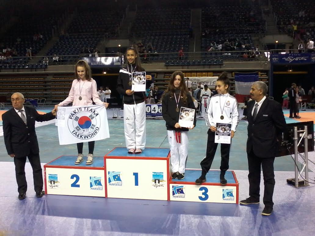 Championnat de France Junior Senior 2015