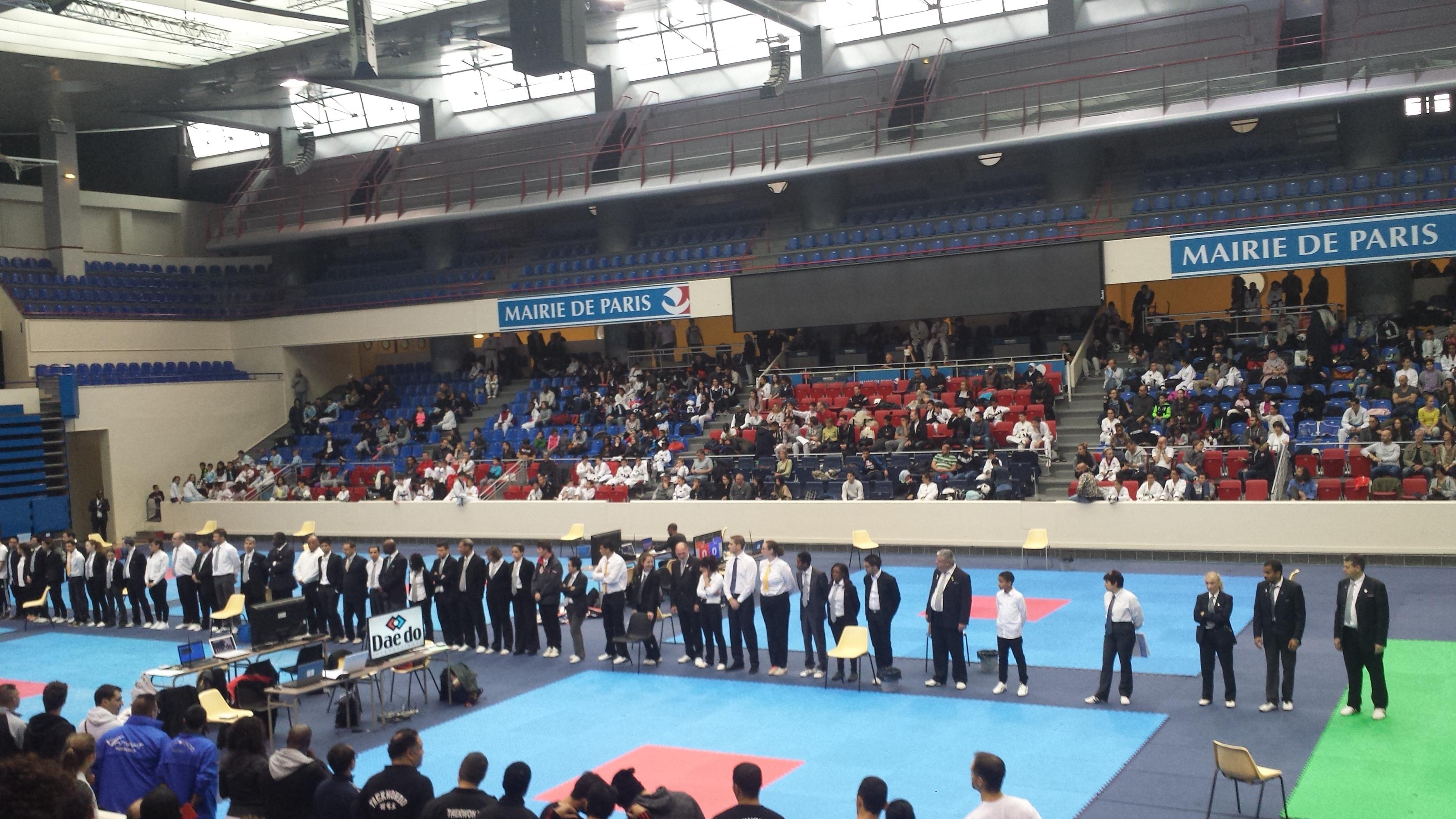 Championnat de Paris 2015
